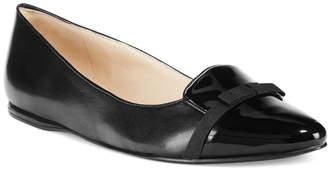Nine West Saxiphone Smoking Flats Women's Shoes