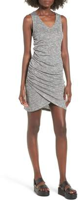 Love, Fire Ruched Tank Dress