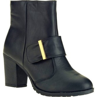 FOREVER YOUNG Forever Young Women's Ankle Bootie