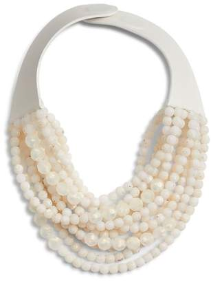 Fairchild Baldwin Marcella Beaded Collar Necklace