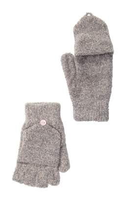 Steve Madden Convertible Fingerless\u002FMitten Gloves