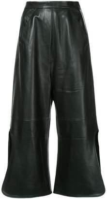 Ellery Convex wide leg trousers