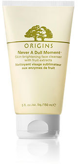 Origins Never A Dull MomentTM Skin-brightening face cleanser with fruit extracts