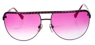 Louis Vuitton Alias Embellished Sunglasses