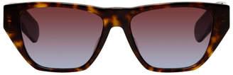 Christian Dior Tortoiseshell DiorInsideOut2 Sunglasses