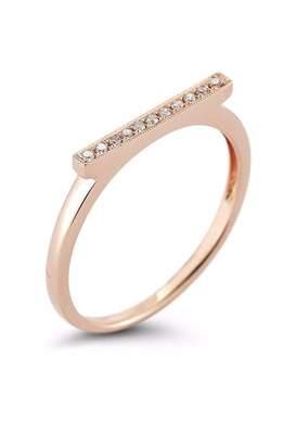 Sylvie Dana Rebecca Designs Bar Ring