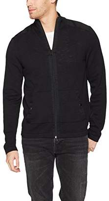 Lucky Brand Men's Full Zip Sweater
