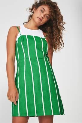 Factorie Waisted Slip Dress