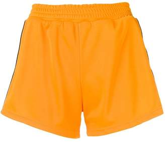 Chiara Ferragni Flirting side stripe shorts