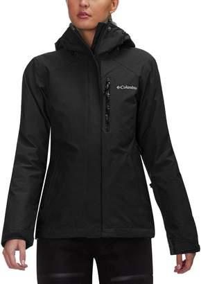 Columbia Whirlibird III Interchange Hooded Jacket - Women's
