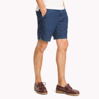 Tommy Hilfiger Chambray Straight Slim Short