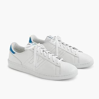 fac4f9a76d at J.Crew · J.Crew New Balanceu0026reg  for 791 leather sneakers