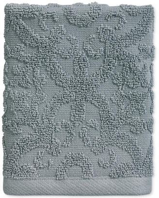 Avanti Tiles Cotton Terry Washcloth Bedding