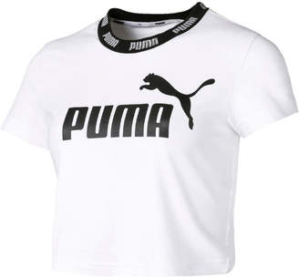 Puma Amplified Cropped Tee 85437702