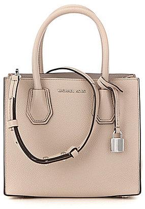 MICHAEL Michael Kors Studio Mercer Medium Messenger Bag $228 thestylecure.com