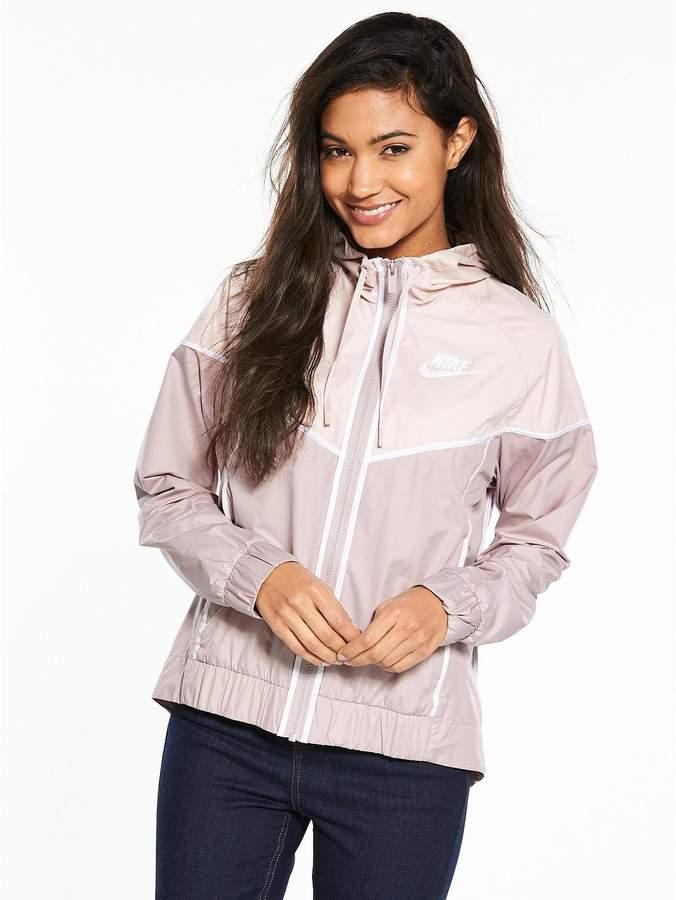 Sportswear Woven Windrunner Jacket - Pink