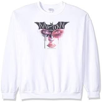 Trevco Men's Batman Dark Knight Rises Sweatshirt