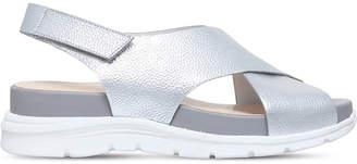 Nine West Vizara leather sandals