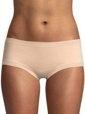 OnGossamer Cabana Cotton Boyshort