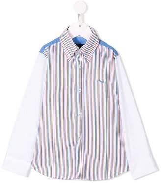 Harmont & Blaine Junior striped shirt