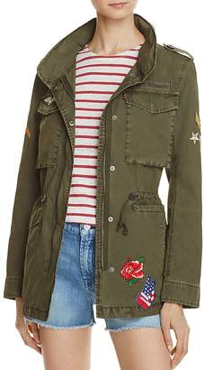 Levi's Embellished Cargo Jacket - 100% Exclusive $178 thestylecure.com