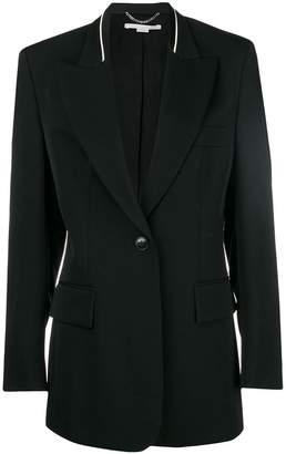 Stella McCartney trimmed blazer