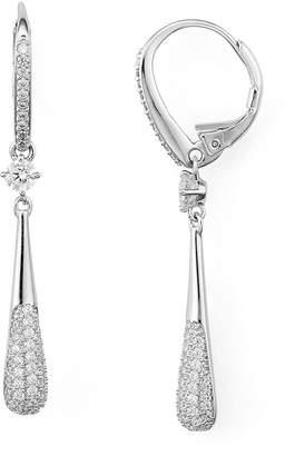 Nadri Dappled Small Drop Earrings