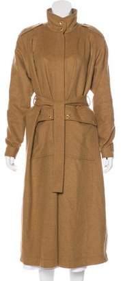 Rodebjer Odessa Camel-Blend Coat