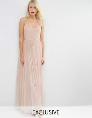 Needle & Thread Giselle Ballet Maxi Dress $203 thestylecure.com