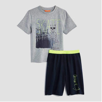 Joe Fresh Kid Boys' Short Sleeve Sleep Set