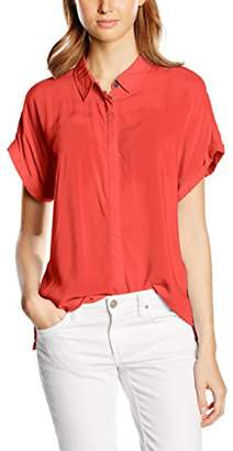 Bench Women's Loose Fit Blouse - White