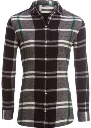 Woolrich Oxbow Bend Eco Rich Boyfriend Shirt - Women's