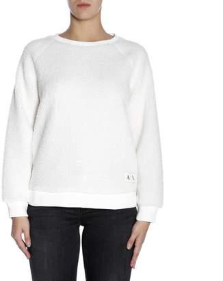 Armani Exchange Sweatshirt Sweatshirt Women