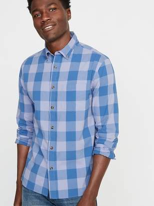 Old Navy Slim-Fit Built-In Flex Everyday Shirt for Men 960e29a5f