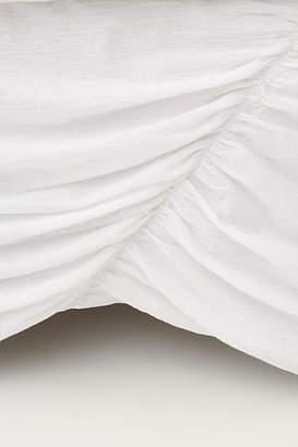 Anthropologie Georgina Bed Skirt