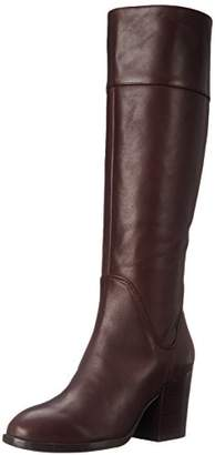 Nine West Women's Relevint Leather Knee High Boot