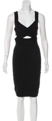 Mason Sleeveless Knee-Length Dress
