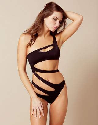 Agent Provocateur Lexxi Swimsuit Black