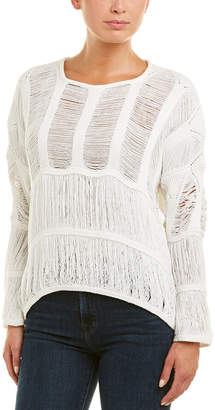 Moon River Lace Sweater