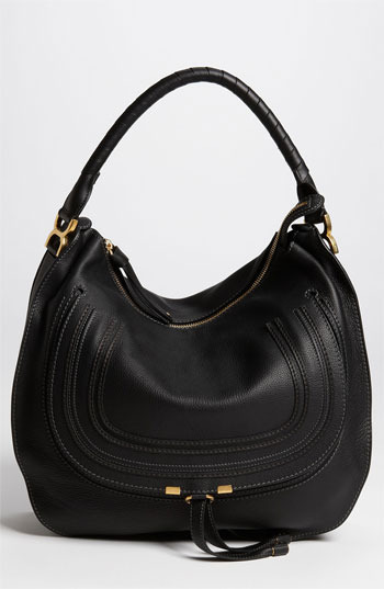 Chloé 'Marcie - Large' Leather Hobo