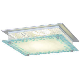 Dale Tiffany Dale TiffanyTM LED Sherman Flush Mount