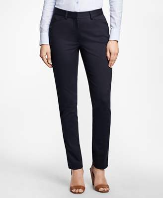 Brooks Brothers Stretch Cotton Twill Pants