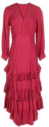 Soallure 3/4 length dress