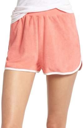 Make + Model Baby Terry Lounge Shorts