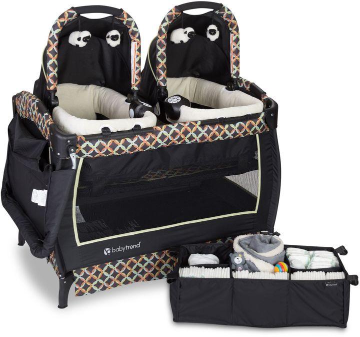 Baby TrendBaby Trend® Twin Nursery Playard in Circle TechTM