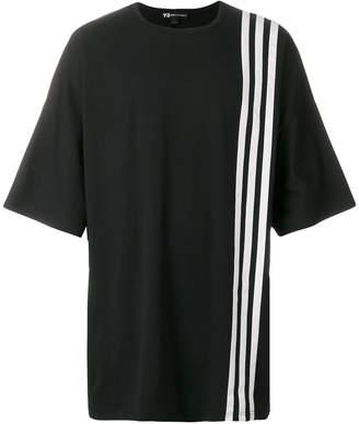Y-3 stripe detail T-shirt