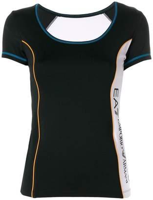 Emporio Armani Ea7 short-sleeve T-shirt