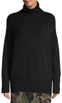 Scoop Slouchy Turtleneck Sweater Women's