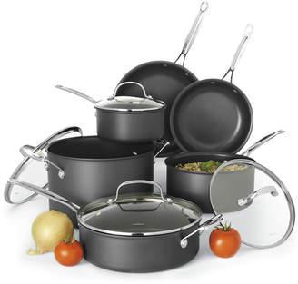 Cuisinart 10-pc. Hard-Anodized Cookware Set