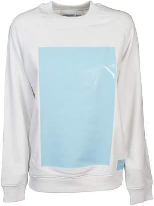 Calvin Klein Panelled Sweatshirt